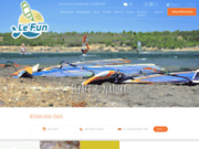 Camping 3 étoiles Le Fun dans l'Aude