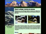 Location d'un chalet à Chamonix avec vue exceptionnelle