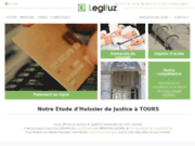 LEGIFUZ huissier Tours