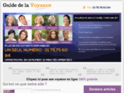 Un guide de voyance en ligne
