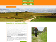 screenshot http://www.leguideduflaneur.com/ le guide du flâneur