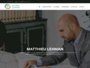 screenshot http://www.lehman-avocat.fr Avocat accident