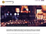 screenshot http://www.lei-sonorisation.fr/ DJ Mariage dans le Nord