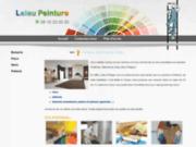 Peinture, peintre intérieur