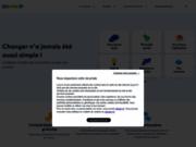 screenshot https://www.lelynx.fr/ Les contrats d'assurance sont complexes, nous permettons de les décrypter.