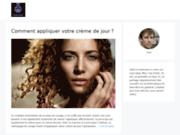 screenshot http://www.lelys-avignon.fr l'élys avignon: cosmétiques pour peau asiatique