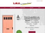 LMS Le Meilleur Service - façadier et rénovation de toiture