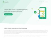 screenshot https://www.lemonline.be Lemonline est une agence web basé à Verviers et Liège