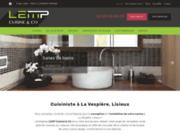 Concepteur installateur de cuisine Lisieux, argentan