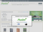 screenshot http://www.lemuslim.com/ Portail Musulman, leMuslim annuaire des mosquées, restaurants halal, bouche