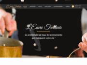 screenshot http://www.lenvietraiteur.com L'Envie Traiteur