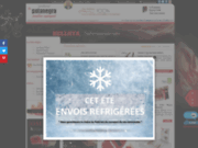 screenshot http://www.lepatanegra.fr Le Pata Negra