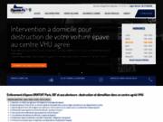 screenshot https://www.lepaviste-pro.fr/enlevement-epave-gratuit/ Enlèvement épave gratuit