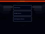 screenshot http://www.lepetitparisien-montmartre.fr/ Le Petit Parisien