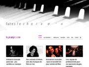 screenshot http://lepianiste.com/ lepianiste.com