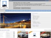 screenshot http://www.lepine-conseil.com lepine conseil immobilier