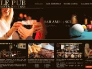 screenshot http://www.lepubdenancay.com pub irlandais à Nançay 18