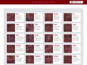 screenshot http://www.lerandonneur.info/ chambres d'hôtes en hautes pyrénées, le randonneur