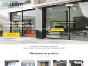 screenshot http://www.leray-menuiserie.fr leray menuiserie
