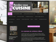 Le Rendez-vous de la cuisine : cuisiniste à Brest
