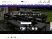 screenshot http://www.lerevechezvous.com le rêve chez vous - salons de jardin