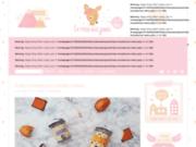 screenshot http://www.leroseauxjoues.com le rose aux joues