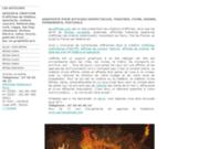 screenshot http://www.les-affiches.com tarifs et création d'affiches  graphiste freelance