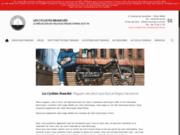 screenshot http://www.les-cyclistes-branches.com/ Vélo électrique
