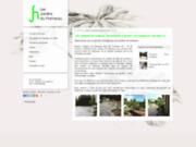 screenshot http://www.les-jardins-du-hameau.com/ paysagiste à magny les hameaux  ile de france