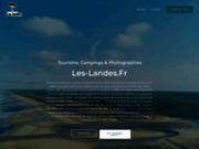 Les-Landes.fr : Camping et Location de Vacances sur les landes