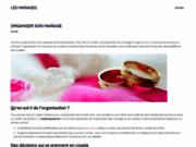 les-mariages.fr : fêtez votre mariage comme un rêve