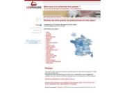 screenshot http://www.les-paveurs.fr comparez les prix d'entreprises de pavage