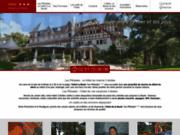 screenshot http://www.les-pleiades.com hotel la baule - les pleaides