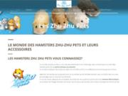 screenshot http://www.les-zhuzhu-pets.com hamster zhuzhu pets et accessoires