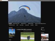 screenshot http://les2alpesparapente.blogspot.com/ ecole de parapente les 2 alpes confident'ciel