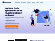 LesBonsProfs : La solution pour les révisions de votre ado