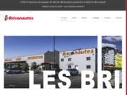 screenshot http://www.lesbriconautes-31.fr/ Les Briconautes