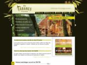 Construction de Cabane en bois - Lodge en bois