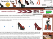 Lescarpinsexy : chaussures sexy direct des USA