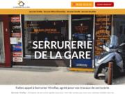 image du site http://leserrurierdelagare.fr/
