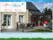 Gites à Sideville - Gîtes les Haizes en Normandie, location de gite Manche / Cotentin