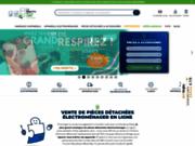 Achat de pièces détachées en ligne