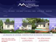 Constructeur de  maison neuve en Gironde