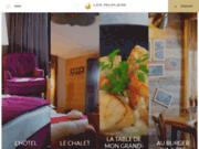 Les Peupliers, hotel 3 étoiles à Courchevel