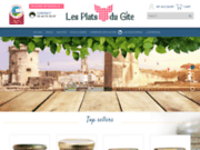 Les plats du Gite - Terrine de la mer