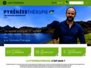 screenshot http://www.lespyrenees.net les pyrénées - le portail officiel
