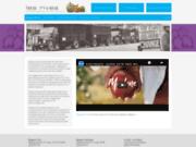 screenshot http://www.lesrives.com/ les rives brasserie, cuisine traditionnelle et formules du jour à suresnes, 92