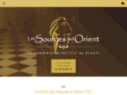 Les sources de l'Orient Paris