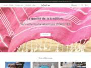 Lestoff.fr : plateforme de vente de serviettes multifonctions