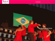 screenshot http://lestudiodeladanse.free.fr le studio de la danse